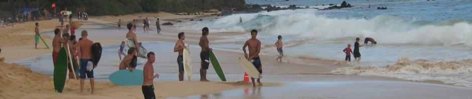 2011 Skim Board Contest